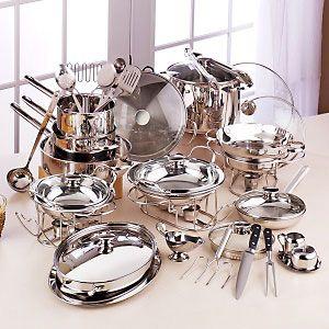 Wolfgang Puck 37 piece Cookware Set