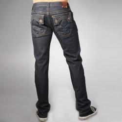 Laguna Beach Jean Co. Mens Phantom Pocket Raw Blue Slim Fit Hermosa