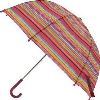 Pluie Pluie Raingear Pink Stripe Kids Umbrella Pluie