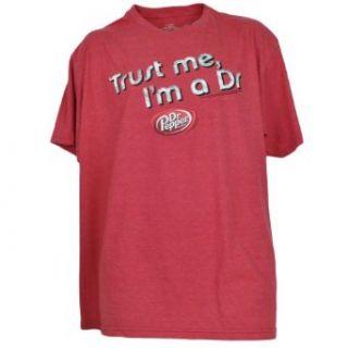 Savvy Dr. Pepper EST 1885 Trust Me Im A Dr T Shirt Tee