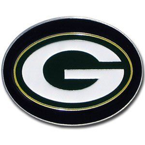 Green Bay Packers 2Nd Edition Belt Buckle Sports