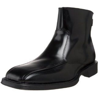 Cole REACTION Mens Smooth Touch Ankle Boot,Black,7 M US Shoes