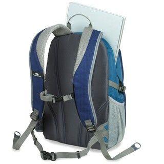 High Sierra Steadfast Blue Velvet Laptop Backpack