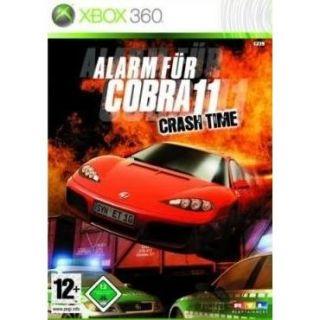 ALERTE COBRA CRASH TIME / JEU POUR CONSOLE XBOX 36   Achat / Vente A