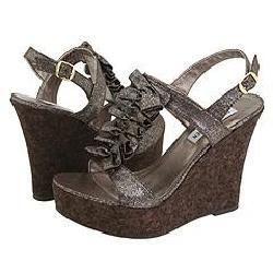 Steve Madden Quantumm Bronze Metallic Sandals
