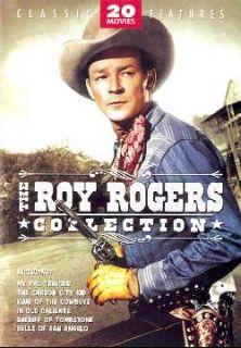 Roy Rogers 20 Movie Pack (DVD)