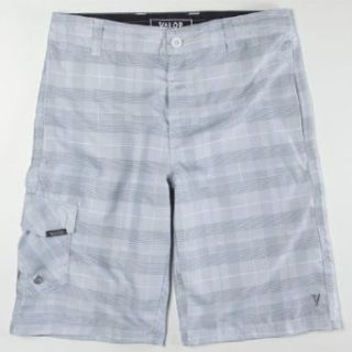 VALOR Runway Mens Hybrid Shorts Clothing