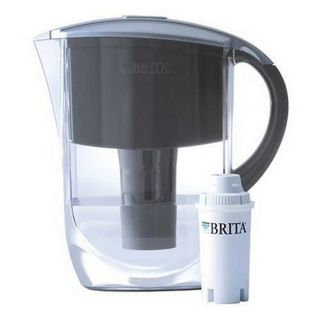Brita 48 ounce Water Pitcher with Filter Change Indicator