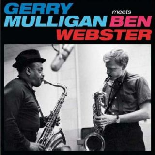 Gerry Mulligan   Mulligan Meets Webster