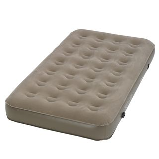 InstaBed Standard Height Twin size Airbed with External 4D Pump