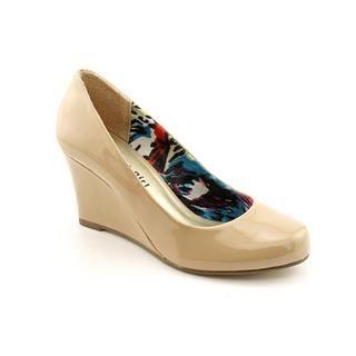 Madden Girl Womens Ursey Patent Dress Shoes