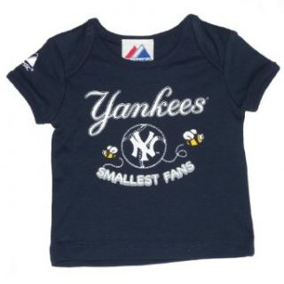 Majestic Infant Baby MLB New York Yankees My First Tee T