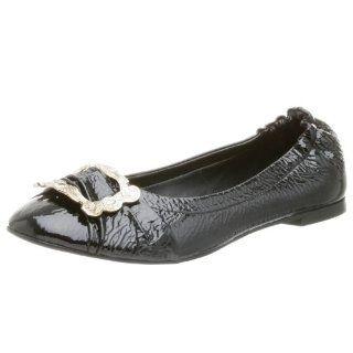 Carlos by Carlos Santana Defy Flat,Black Patent,10 M Shoes