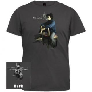 Bob Marley   Chair T Shirt Clothing