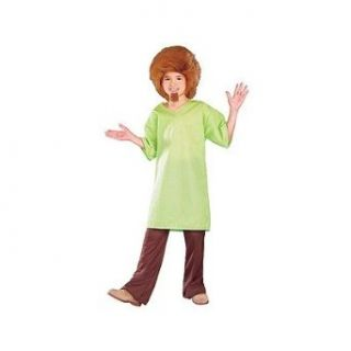 Scooby Doo Shaggy Costume Boy   Large Clothing