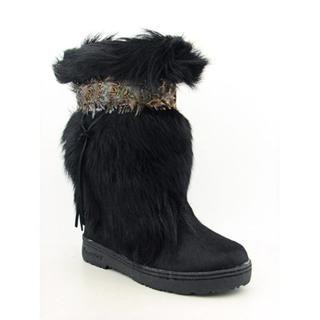 Bearpaw Womens Kola II Hair Calf Boots (Size 11)