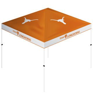 Texas Longhorns 10x10 Gazebo Canopy