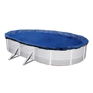 Dirt Defender 15 Year Oval Above Ground Pool Winter Cover