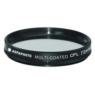 Agfa 72mm Digital Multi Coated Circular Polarizing (CPL) Filter