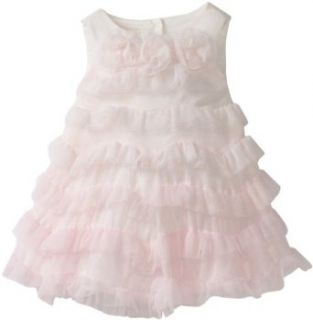 Biscotti Baby Girls Infant Ethereal Dress, Pink, 24 Months