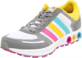 Running Shoe,Running White/Wonder Glow/Shift Grey,5 C US Shoes