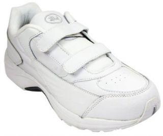 2POD   Mens Half Time Velcro Walking Shoe Shoes