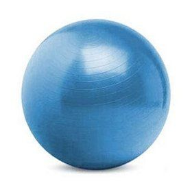Transform Exercise Ball with Dual Action Hand Pump, 65 cm