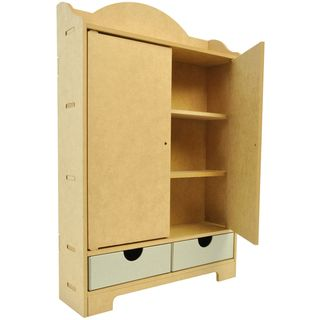 Beyond The Page MDF Storage Cupboard 12.5X19X4