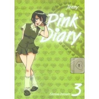 Pink diary t.3   Achat / Vente Manga Jenny pas cher