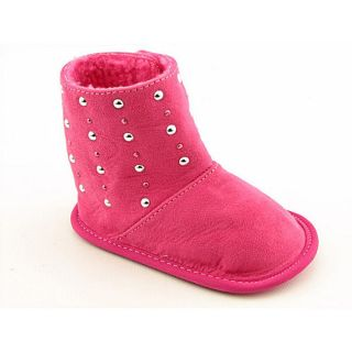 Girls Baby Bug Size 3 Pink Boots (Size 12 18 Months)