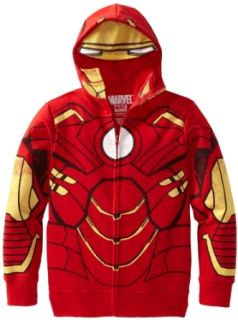 Freeze Boys 8 20 Iron Man Character Hoodie Clothing