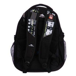 High Sierra Swerve Black City Lights Laptop Backpack