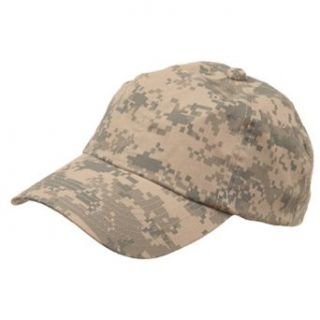 Unstructured Digital Camo Cap Tan W36S62D Clothing