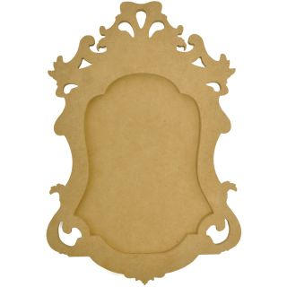 Beyond The Page MDF Small Ornate Frame 14.25X10X.5