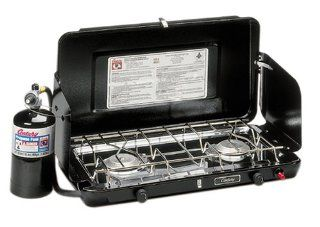 Century 4960 Matchless Portable Propane Camp Stove: Sports