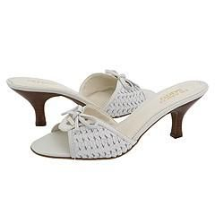 Franco Sarto Battle Cream Gaucho Sandals