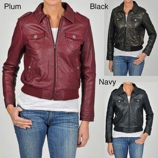 86d4dd9efd1 Knoles   Carter Women s Plus Size Leather Star Stud Scuba Jacket ...