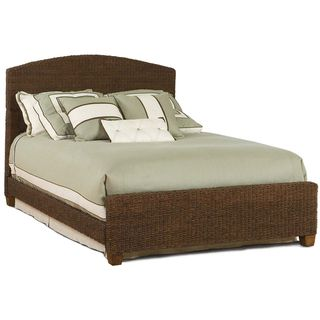 Home Styles Cabana Banana Cocoa Queen Bed