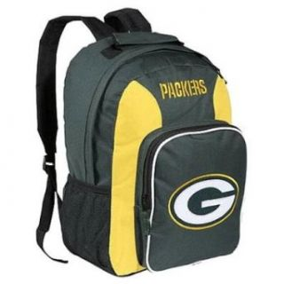 NFL Green Bay Packers Southpaw Backpack, Hunter Green