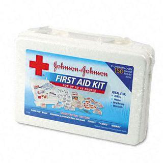 Johnson & Johnson 25 person First Aid Kit