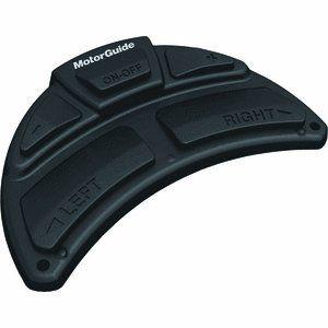 Motorguide Wireless Remote Anti Slip Rubber Foot Pedal