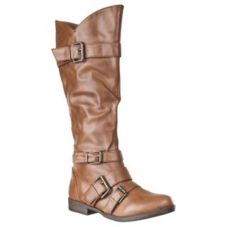 Riverberry Womens Montage Strappy Boots