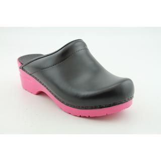 Sanita Womens Rubik Leather Casual Shoes