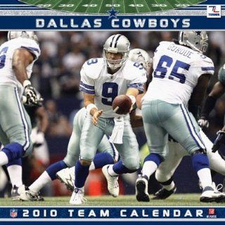 Dallas Cowboys 2010 12x12 Team Wall Calendar: Sports