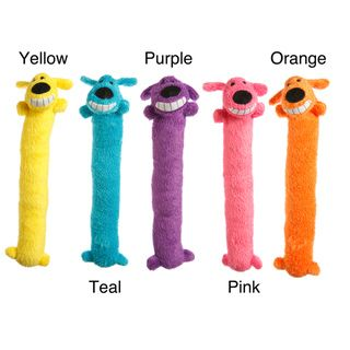Multipet Original Loofa Dog Toys (Pack of 3)