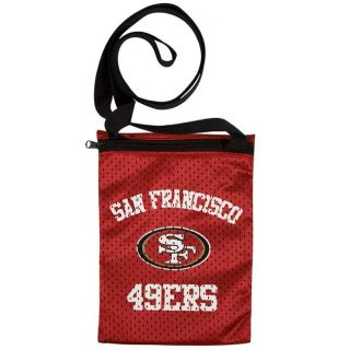 Little Earth San Francisco 49ers Game Day Pouch