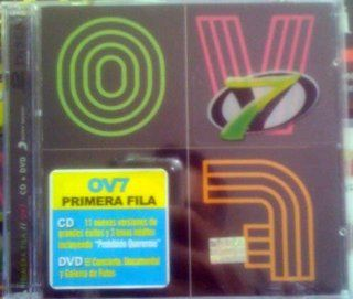 Primera Fila CD+DVD OV7 Music