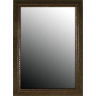 24x60 Tuscan Copper Bronze Petite Mirror
