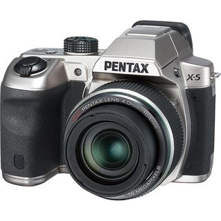 Pentax X 5 16MP Black Digital SLR Camera