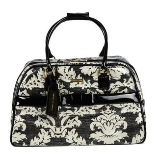 Isabella Fiore Vintage Lace 20 inch Carry on Duffel